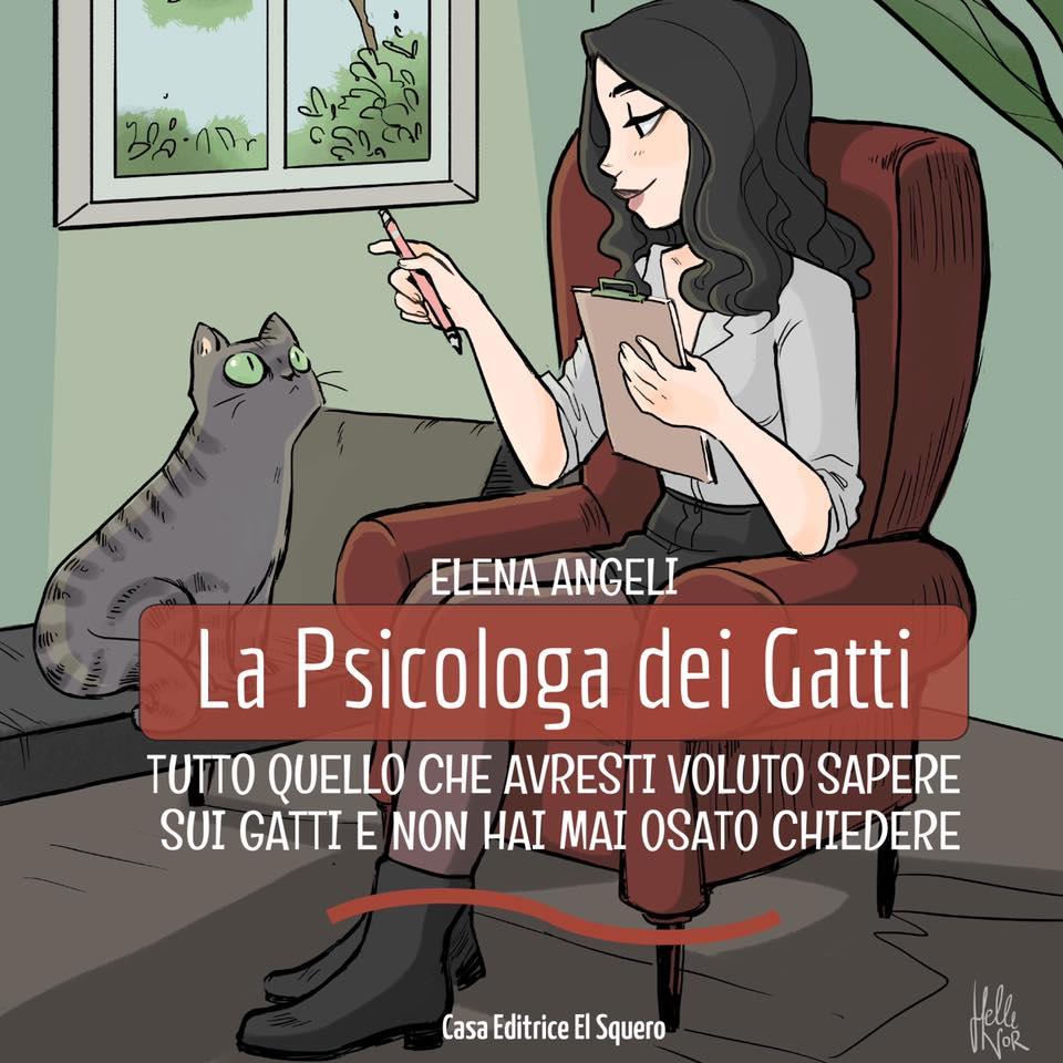 La psicologa dei gatti
