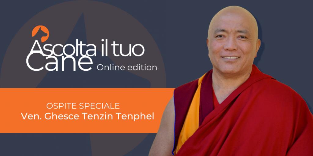 Ghesce Tenzin Tenphel