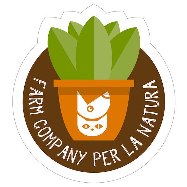 Logo Farm Company Green